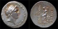 Seleucid Kingdom Demetrios I Soter AR tetradrachm