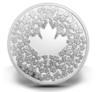 3 DOLLAR 2013 KANADA MAPLE LEAF DER IMPRESSIONEN PP