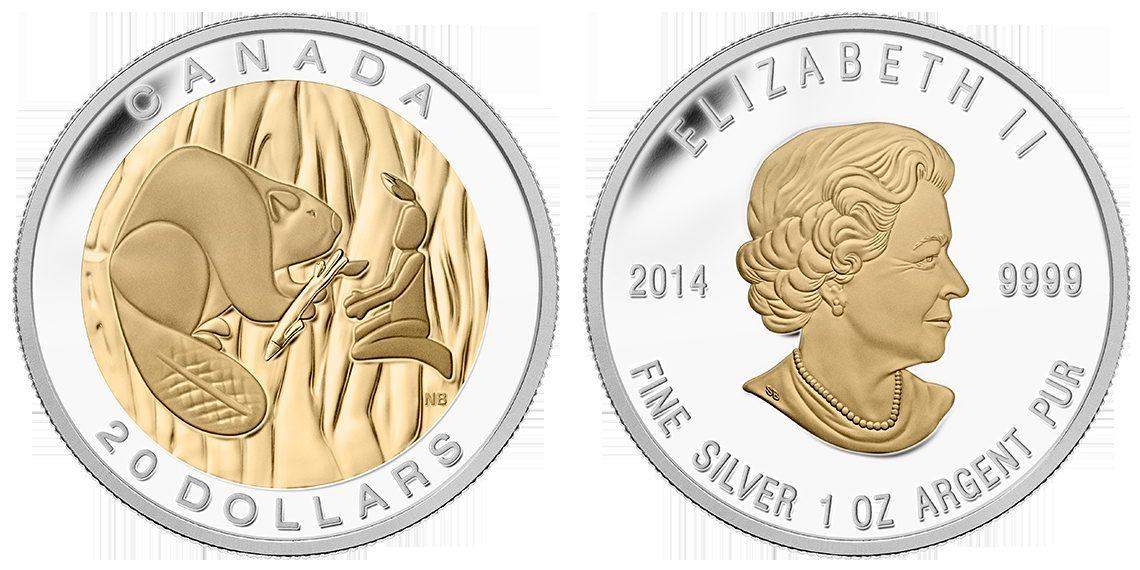 20 DOLLAR 2014 Kanada SERIE: SIEBEN LEHREN DER LIEBE - WEISHEIT PP