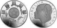 200 LIRE 1989 ITALIEN XIV. FUSSBALL WM 1990 - FUSSBALL VON DEN KONTINEN... 10,00 EUR  zzgl. 4,00 EUR Versand