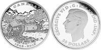 20 DOLLAR 2015 KANADA 70 JAHRE ENDE DES ITALIENFELDZUGS IM II.WELTKRIEG... 92,00 EUR  zzgl. 6,00 EUR Versand