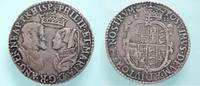SHILLING 1554/55; ENGLAND PHILIP AND MARY (EX SPINK); ss  2700,00 EUR  zzgl. 8,00 EUR Versand