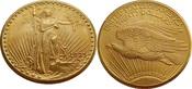 20 dollars 1925 USA  vz-st / xf