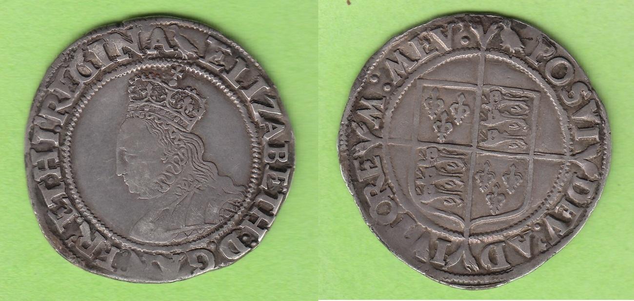 shilling um 1560 gro britannien m nzzeichen martlet h bsch sehr sch n ma shops. Black Bedroom Furniture Sets. Home Design Ideas