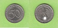Drittes Reich 50 Reichspfennig Wien, hübsch