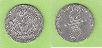2/3 Taler 1810 A Preußen Handelsgulden, selten ss-vz, Schrötlingsfehler  385,00 EUR  plus 5,00 EUR verzending