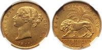 India  1841-C. NGC MS62 British India - East India