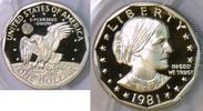 USA Dollar Type 2 Susan B. Anthony