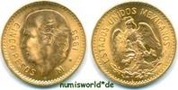5 Pesos 1955 Mexiko Mexiko - 5 Pesos - 1955 Stg  162,00 EUR  zzgl. 6,00 EUR Versand