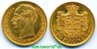 10 Kroner 1908 Dänemark Dänemark - 10 Kroner - 1908 fast Stg  234,00 EUR  zzgl. 6,00 EUR Versand