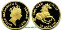 50 Dollars 2007 Tuvalu Tuvalu - 50 Dollars - 2007 PP  771,00 EUR  zzgl. 6,00 EUR Versand