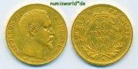 20 Francs 1858 Frankreich Frankreich - 20 Francs - 1858 ss  295,00 EUR  zzgl. 6,00 EUR Versand