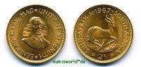 2 Rand 1967 Südafrika Südafrika - 2 Rand - 1967 f. Stg  396,00 EUR  zzgl. 6,00 EUR Versand