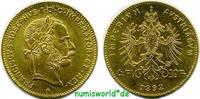 4 Florin 1892  Österreich - 4 Florin - 1892 Stg  143,00 EUR  zzgl. 6,00 EUR Versand