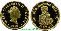 20 Dollars 1997 Tuvalu Tuvalu - 20 Dollars - 1997 PP  69,00 EUR  zzgl. 6,00 EUR Versand