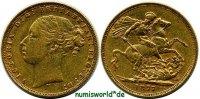 1 Sovereign 1877 Australien Australien - 1 Sovereign - 1877 ss+  388,00 EUR  zzgl. 6,00 EUR Versand
