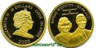 10 Dollars 2005 Cook Islands Cook Islands - 10 Dollars - 2005 PP  72,00 EUR  zzgl. 6,00 EUR Versand