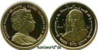10 Dollars 2006 British Virgin Islands British Virgin Islands - 10 Doll... 101,00 EUR  zzgl. 6,00 EUR Versand