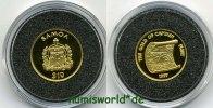 10 Dollars 1997 West Samoa West Samoa - 10 Dollars - 1997 PP  64,00 EUR  zzgl. 6,00 EUR Versand