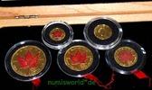 50 + 20 + 10 + 5 + 1 Dollars 1999 Canada Canada - 50 + 20 + 10 + 5 + 1 ... 2677,00 EUR kostenloser Versand