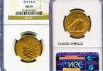 10 Dollars 1910 USA USA - 10 Dollars - 1910 AU 55  826,00 EUR  zzgl. 6,00 EUR Versand