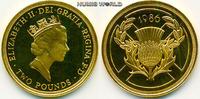 2 Pounds 1986 Großbritannien / GB Großbritannien / GB - 2 Pounds - 1986... 720,00 EUR  zzgl. 6,00 EUR Versand
