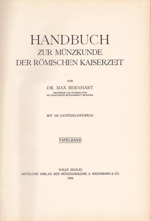 Mittelalter und Neuzeit Bernhart, Dr. Max Halbleinen. Einbände leicht beschädigt
