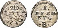 Brandenburg-Preußen Pfennig Friedrich Wilhelm II. 1786-1797