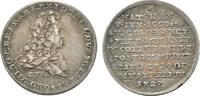 Braunschweig-Calenberg-Hannover 1/4 Taler Georg I. 1714-1727