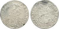 Halberstadt, Bistum 1/2 Taler Albrecht von Brandenburg 1513-1545