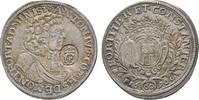 Montfort, Grafschaft Gulden zu 60 Kreuzer Anton als Vormund 1686-1693