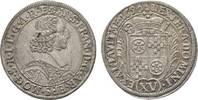 Mainz, Erzbistum 15 Kreuzer Anselm Franz Freiherr von Ingelheim 1679-1695