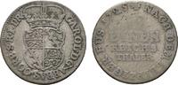 Corvey, Abtei 1/12 Taler Carl von Blittersdorf 1722-1737
