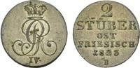 Braunschweig-Calenberg-Hannover 2 Stüber Georg IV. 1820-1830