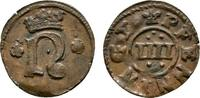 Kipper Cu 4 Pfennig o.J. (1621) Northeim, ...