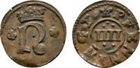 Kipper Cu 4 Pfennig o.J. (1621) Northeim, ...