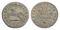 Braunschweig-Wolfenbüttel 1/12 Taler Anton Ulrich, allein 1704-1714