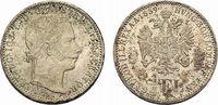 Haus Habsburg 1/4 Gulden Franz Joseph I. 1848-1916