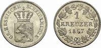 Hessen-Darmstadt Kreuzer Ludwig III. 1848-1877