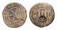 Wiedenbrück Cu 3 Pfennig