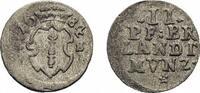 Brandenburg-Preußen 2 Pfennig Friedrich Wilhelm 1640-1688