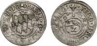 Bayern 2 Kreuzer Maximilian I., als Kurfürst 1623-1651