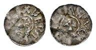 Bardowick, herzoglich billungische Münzstätte Pfennig Bernhard I. 973-1011