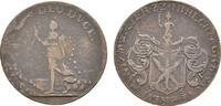 Harz-Münzmeisterpfennige Rechenpfennig Johann Benjamin Hecht in Zellerfeld 1739-1763