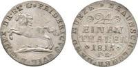 Braunschweig-Wolfenbüttel 1/24 Taler Friedrich Wilhelm 1806-1815