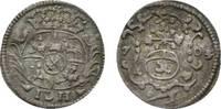 Sachsen-Albertinische Linie Pfennig Friedrich August I. 1694-1733