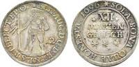 Braunschweig-Calenberg-Hannover 12 Mariengroschen Ernst August 1679-1698