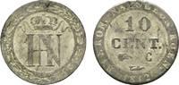 Westfalen, Königreich 10 Centimes Hieronymus Napoleon 1807-1813