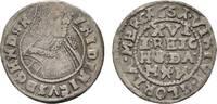 Schleswig-Holstein-Gottorp 1/16 Taler Friedrich III. 1616-1659