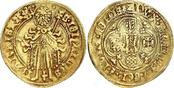 Goldgulden Gold 1423-1473 Niederlande-Geldern, Grafschaft Arnold von Egmont 1423-1473. Leichter Doppelschlag, sehr schön